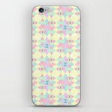 Di∆mondP∆stel iPhone & iPod Skin