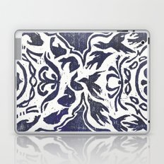 Where the Wind and Waters Meet Laptop & iPad Skin