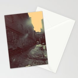 Unknown side Stationery Cards