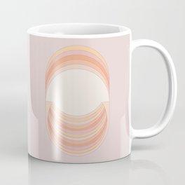 Lilac Folds Coffee Mug