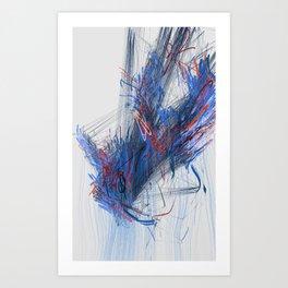 BRU-14/WIP-010 Art Print