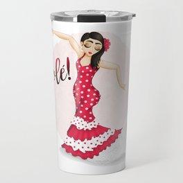 Flamenco Travel Mug