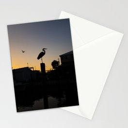 Silhouetted Stationery Cards