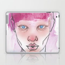 Untitled ( Study of a Woman ) Laptop & iPad Skin