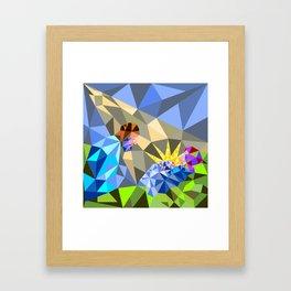 The Manger II Framed Art Print