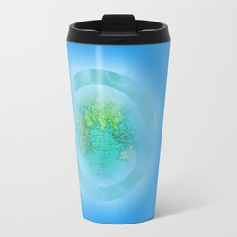 OUR BRIGHT PLANET Travel Mug
