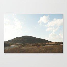 Mount Scott Canvas Print