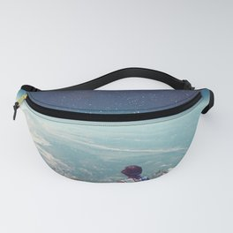 My World Blossomed when I Loved You Fanny Pack
