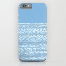 Riverside - Placid Blue iPhone 6s Slim Case