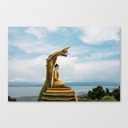 Myanmar – Naga on the Hillside Canvas Print