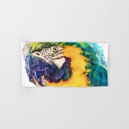 Parrot Hand & Bath Towel