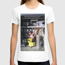 Clown In The Closet T-shirt