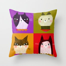 VARIETY PACK Throw Pillow
