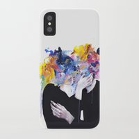 agnes iPhone & iPod Cases featuring intimacy on display by agnes-cecile