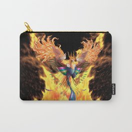 Flames of Life Carry-All Pouch