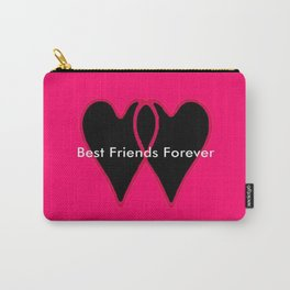 Best Friends Forever jGibney The MUSEUM Gifts society6  Carry-All Pouch