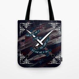 Truth (Red Queen) Tote Bag