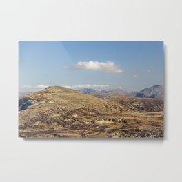 Mountains–5 Metal Print