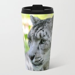 Snow leopard (Irbis)  Travel Mug