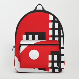 Red Sun City Backpack