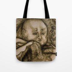 Erosion (Color Variant) Tote Bag