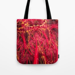 Of Diatoms and Parallel Universes Tote Bag