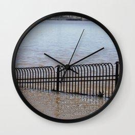 City Spillway Wall Clock