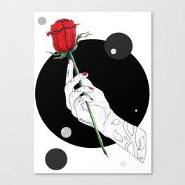 Tuxedo Mask Canvas Print