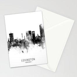 Lexington Kentucky Skyline Stationery Cards
