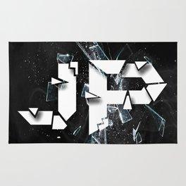 JP Logo Rug