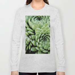 Succulent plants Long Sleeve T-shirt