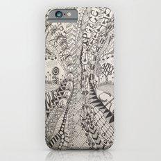 'Tangled Tree Slim Case iPhone 6s