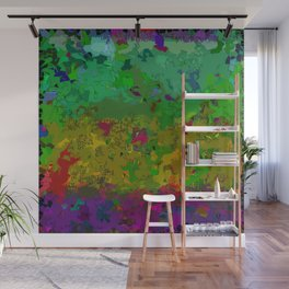 Crackle Wall Mural