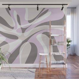 Blushing Wave Wall Mural