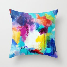 Love is a Give & Take Throw Pillow