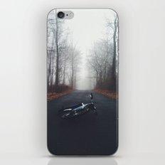 Vanishing iPhone & iPod Skin