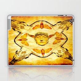 le mystique homme papillon  Laptop & iPad Skin
