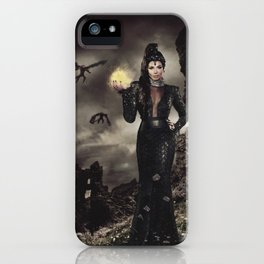Team Evil iPhone Case