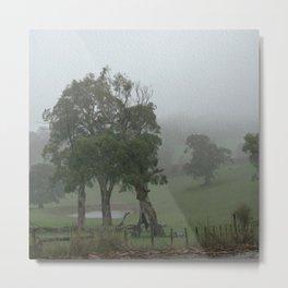 Mist of Oz Metal Print