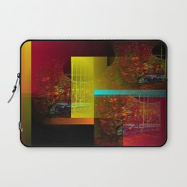 warm tones Laptop Sleeve