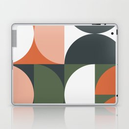 Mid Century Geometric 15 Laptop & iPad Skin