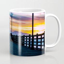 Sunset Into Heaven Coffee Mug