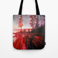 Night After Night  Tote Bag