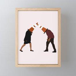 Her movie Framed Mini Art Print