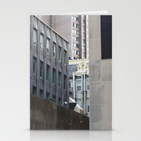 baltimore Stationery Cards featuring Baltimore, MD by Nick Coleman