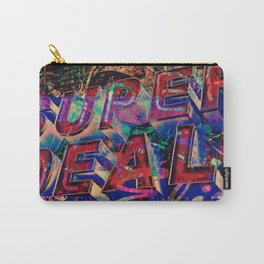 """super """"elite"""" deal Carry-All Pouch"""