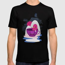 Reflections In Coffee T-shirt