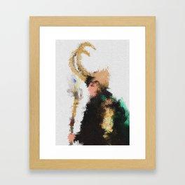 Kneel Master Framed Art Print