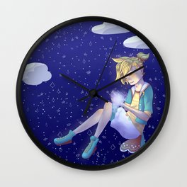 Kagamine Len - Satisfaction Wall Clock