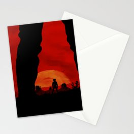 """Redemption Is Dead"" Stationery Cards"